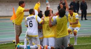 Llaneros logró su primer triunfo del torneo