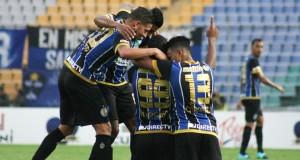 +FOTOS | Mineros goleó a Petare en Cachamay