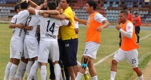 Estudiantes de Caracas rescató un empate en Maracaibo