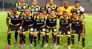 Llaneros sin goles ante Ureña en Pueblo Nuevo