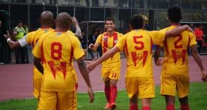 Aragua FC se llevó tres puntos de la capital