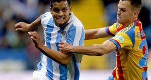 +FOTOS | Málaga de Rosales y Juanpi cae ante Valencia