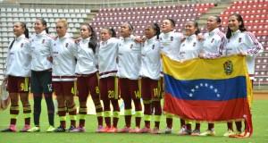+VIDEO/FOTOS | Así fue el debut de La Vinotinto femenina en el Sudamericano Sub-17