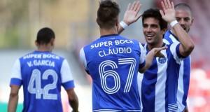 +VIDEO | Porto 'B' de Víctor García se mantiene líder en la Segunda Liga