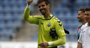 Dani Hernández se une a la lista de capitanes del Tenerife