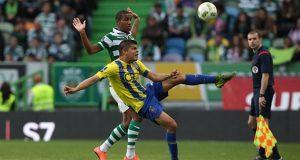 +FOTOS | Edder Farías, Breitner y Carlos Manuel participaron en derrota del União ante el Sporting