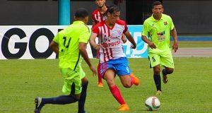 Zulia FC sacó una victoria en Mérida