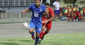 El Zulia FC logró sumar en Anzoátegui