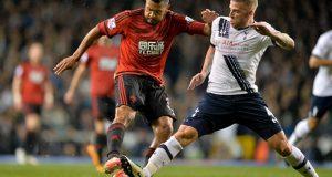 +FOTOS | West Brom de Salomón Rondón aleja al Tottenham del título