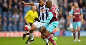+FOTOS | West Brom de Salomón Rondón cae goleado ante West Ham