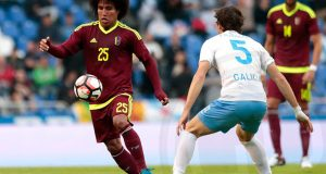 +VIDEO/FOTOS | La era Vinotinto de Dudamel inició con un empate sobre el final