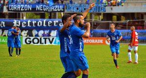 Zulia FC sigue en la pelea