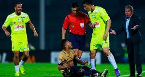 +VIDEO/FOTOS | Táchira cae ante Pumas y se despide de la Copa Libertadores