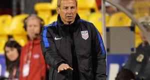 Jürgen Klinsmann, destituido como seleccionador de Estados Unidos