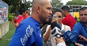 Costa Rica espera partido competitivo ante Venezuela previo a Copa América