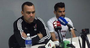 AUDIO | Rueda de prensa de Rafael Dudamel y Tomás Rincón previo al partido ante Panamá