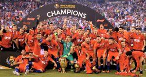 +FOTOS | Chile Campeón de América