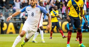 EE.UU. es el primer semifinalista y aguarda por Argentina o Venezuela