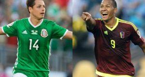 PREVIA | México y Venezuela se juegan el primer lugar del Grupo C