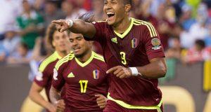 Venezuela se mete en cuartos de final de la Copa América Centenario