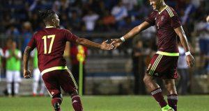 +VIDEO/FOTOS | Venezuela empata con Guatemala antes del debut en la Copa América