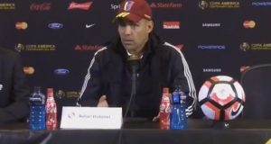 VIDEO | Rueda de prensa de Rafael Dudamel previa al partido contra Argentina