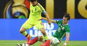 Venezuela empata con México y avanza invicta a cuartos de final