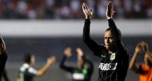 Atlético Nacional del 'Lobo' Guerra pisó fuerte ante São Paulo y se acerca a la final