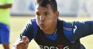 Andrés Ponce podría salir cedido de la Sampdoria