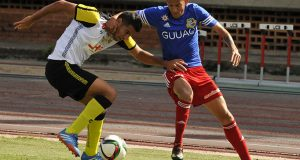 Dura derrota de Táchira ante Atlético Venezuela