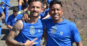 Carlos Manuel y Breitner realizan trabajos de pretemporada con el União