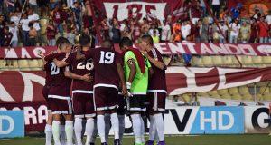 Carabobo arrancó con buen pie su camino en el Clausura 2016