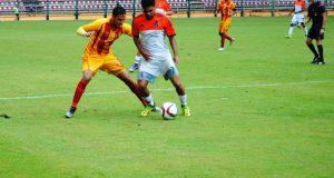 Aragua FC cayó en suelo larense ante Dvo La Guaira
