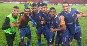 Titanes FC elimina a Estudiantes de Mérida y avanza en Copa Venezuela