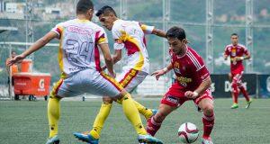 Caracas se despidió de la Copa Venezuela
