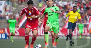 Jornada sin goles entre Caracas y Zamora
