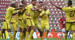 Trujillanos doblegó al Deportivo Lara en Cabudare