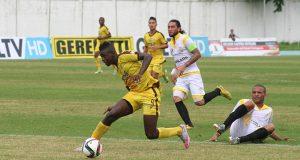 Los guerreros pactaron a un gol con Llaneros en Guanare