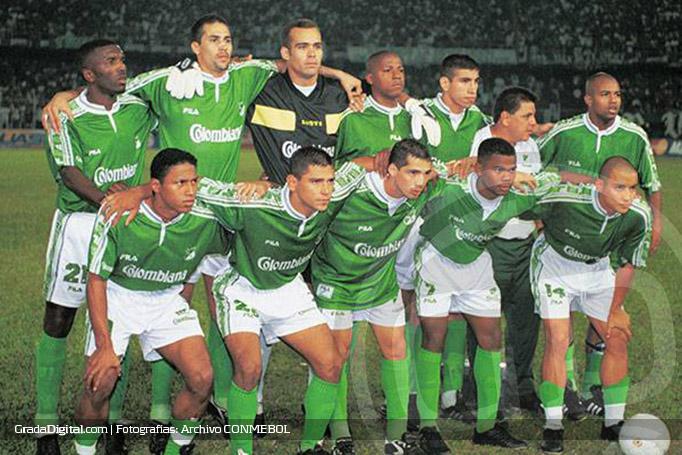 once_depcali_rafael_dudamel_copa_libertadores_1999