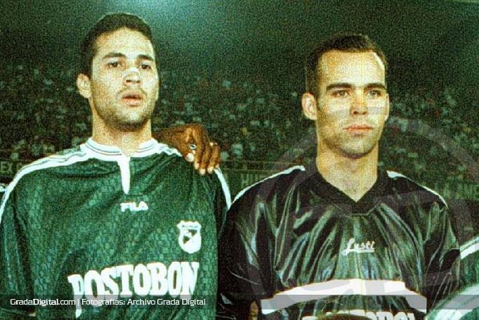 rafael_dudamel_ mario_yepes_copa_libertadores_1999