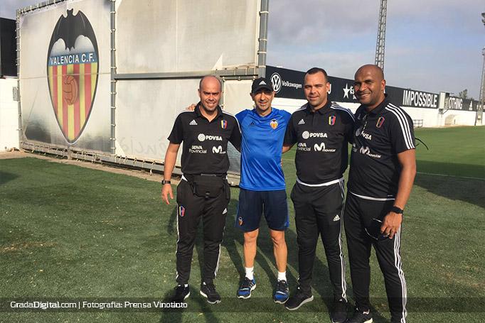 rafael_dudamel_pako_ayestarán_entrenamiento_valenciaFC_españa_29072016