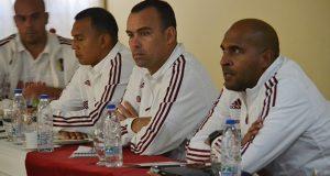 Únicamente cinco técnicos asistieron al llamado de Rafael Dudamel