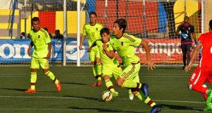 COTIF2016 | La Vinotinto sub-20 igualó sin goles ante Bahréin