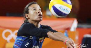 Rio 2016 | Pazo y Agudo lograron primera victoria en voleibol de playa