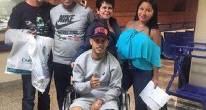 Alejandro Guerra fue operado con éxito