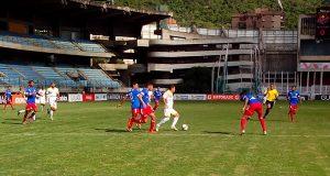 Llaneros no pudo en su visita frente al Atlético Venezuela