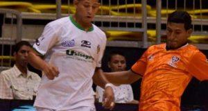 VIDEO | ¿Llegaste a ver un golazo así? Lo hizo Caruin Sthormes en el Futsal de Venezuela