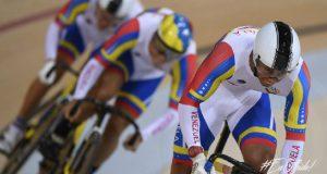 Rio 2016 | Equipo de velocidad se lleva diploma olímpico en ciclismo de pista