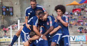Números positivos en el Carabobo FC