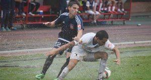 Carabobo logró sumar en la capital bajo un torrencial de agua